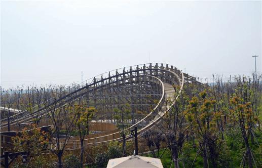 宁波方特主题公园 一次就会爱上的游乐园