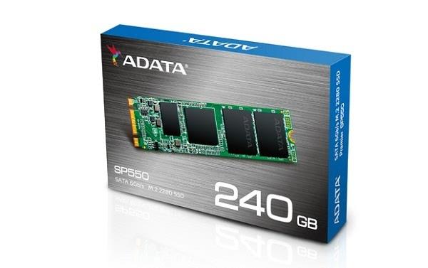 威刚发布Premier SP550 M.2 2280 SATA SSD新品的照片 - 3