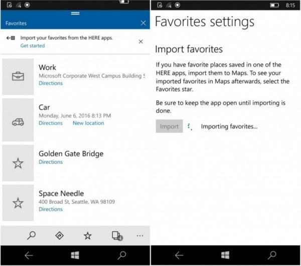 Windows Maps重大更新 并带来HERE迁移工具的照片 - 4