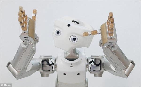"""欧洲议会:机器人为""""电子人类""""雇主需提供社保的照片"""