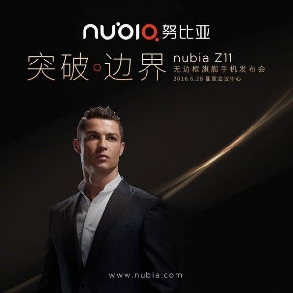 第二代无边框:nubia Z11真机现身的照片 - 5