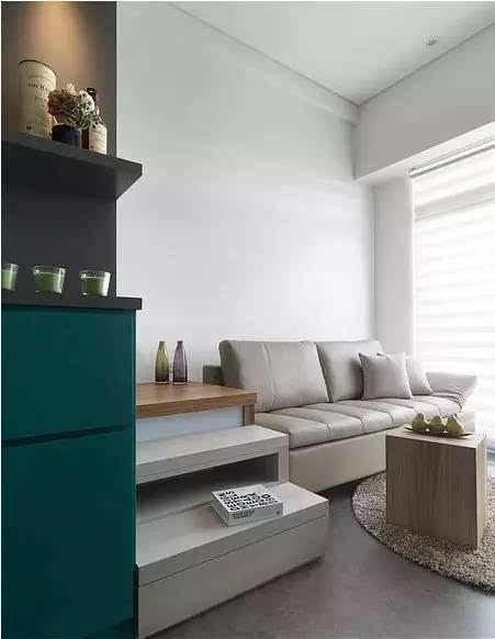 30平以下小户型loft,让人爱到发疯的设计.