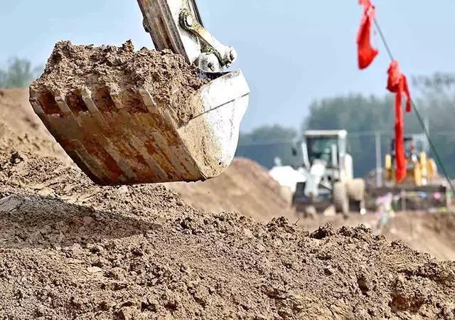 9503省道淮安机场连接线工程正在建设