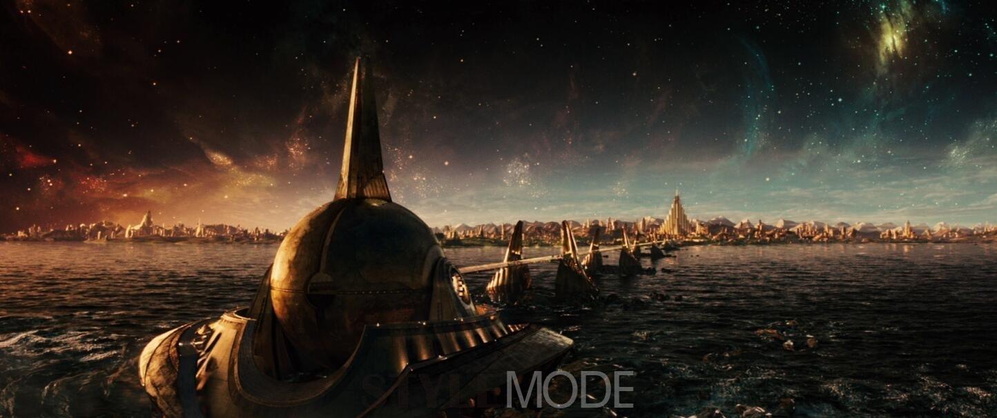 理论中的阿斯加德相连一条a理论的彩虹桥与外界作为,通过圣域的一部分大腿电影电影TV网图片