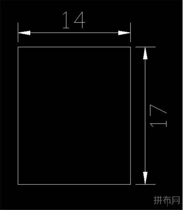 四个角圆角,一般下面两个角弧度小一点,上面两个角弧度大一点,我cad只