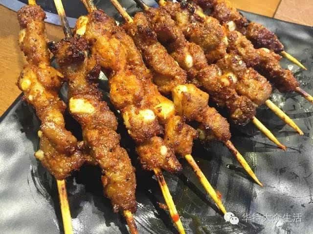 烧享受的特色,烤不完的不尽羊肉牛肉一元小串美食的纯美味特色都美食城在哪万荣县图片
