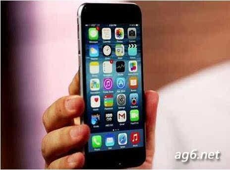 苹果iphone6侵权风波ag因为外观雷同!