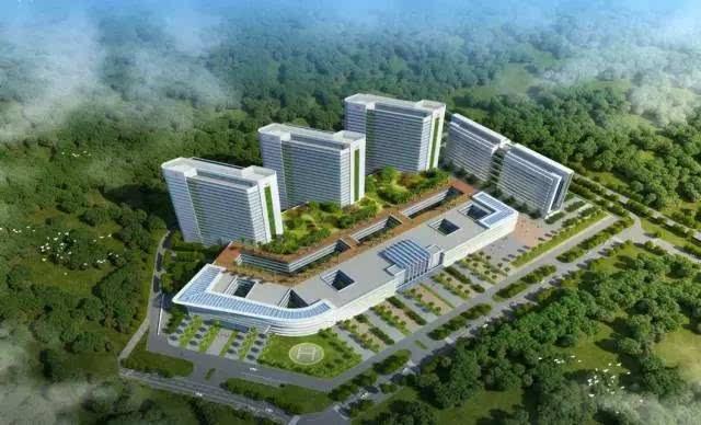 中山大学在深圳光明建附属第七医院!未来5年新