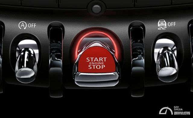 到一键启动按钮!