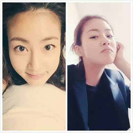 花式晒素颜 让你看看韩女星的皮肤有多好
