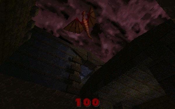 """""""FPS之父""""John Romero发文庆祝《雷神之锤》20周年的照片 - 7"""
