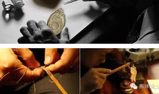 中国传统首饰制作工艺 编结