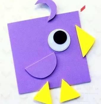 三角体怎么做手工制作