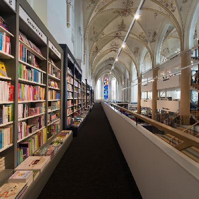 书店店面装修效果图_欧式建筑的文化底蕴