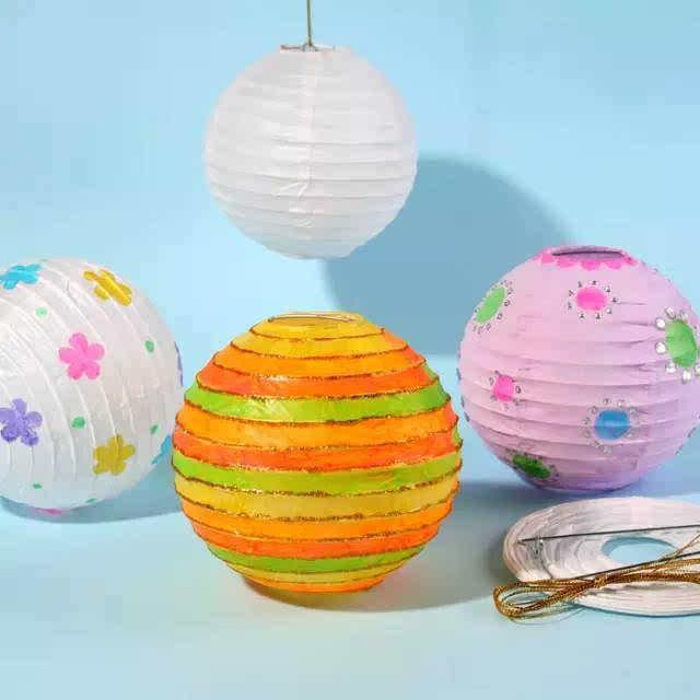 手工| 儿童手工制作灯笼