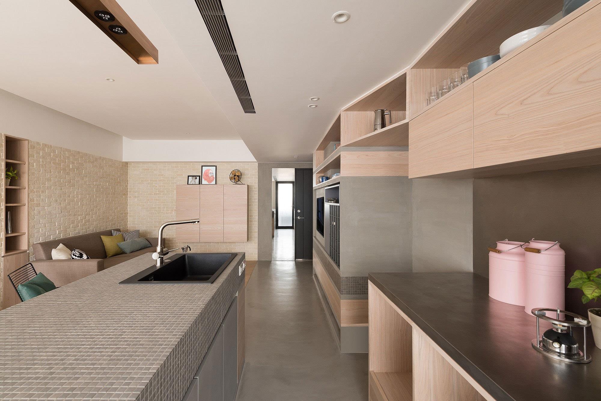 三室两厅创意装修图片 摈弃 多余修饰