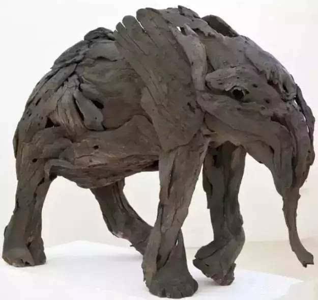 木头diy动物