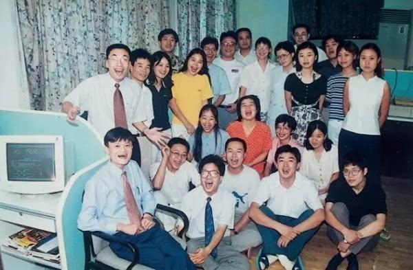 马云珍贵老照片:从中国黄页到阿里上市他经历了什么的照片 - 2