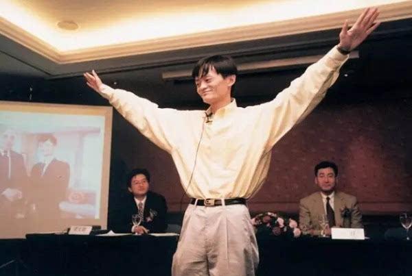 马云珍贵老照片:从中国黄页到阿里上市他经历了什么的照片 - 4