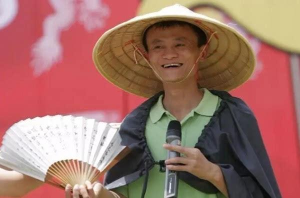 马云珍贵老照片:从中国黄页到阿里上市他经历了什么的照片 - 10