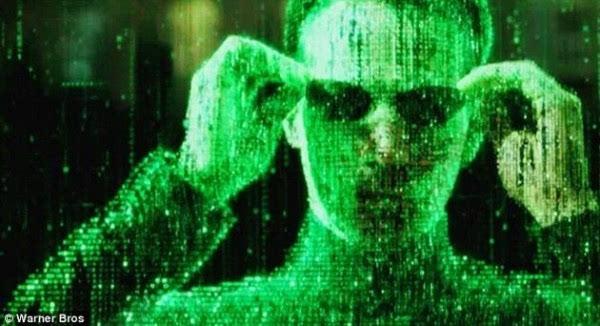 人类或许永远都不知道自己是否生活在虚拟现实当中的照片