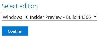 微软向Slow Ring发布Windows 10 Build 14366的照片 - 2
