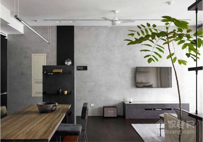 小户型空间创意设计 单身时尚简约风格