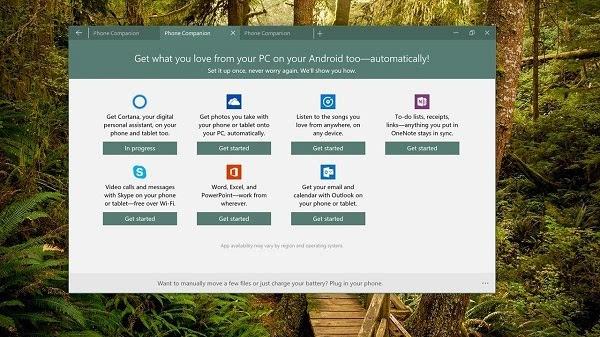 """全面""""标签页化""""后的Windows 10应用长啥样?的照片 - 5"""