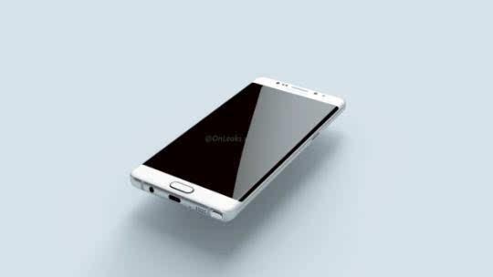 Galaxy Note 7/Note 7 edge LOGO曝光:新增珊瑚蓝版本的照片 - 6