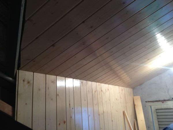 搭阁楼的木板设计图片
