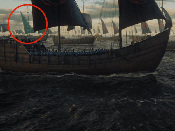 《权力的游戏》第六季你可能会在季终集错过的细节的照片 - 13