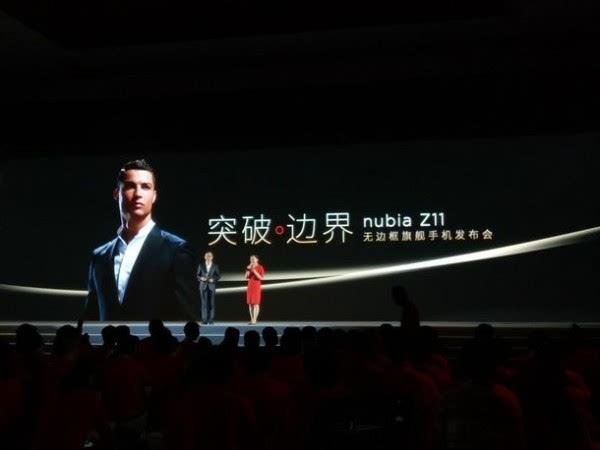 售价2499元起:无边框旗舰nubia Z11正式发布的照片 - 1