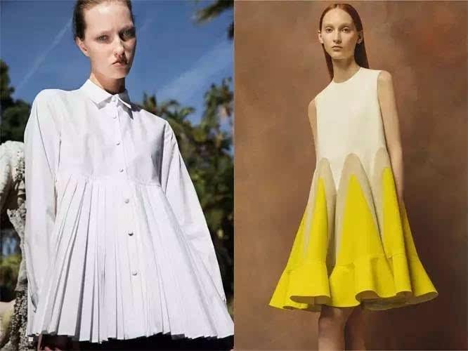 纸裙子制作步骤图解