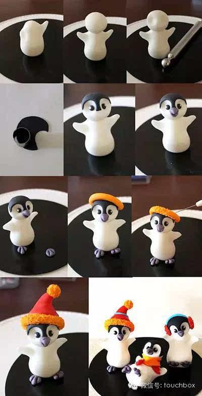 粘土娃娃猴子作品图片步骤