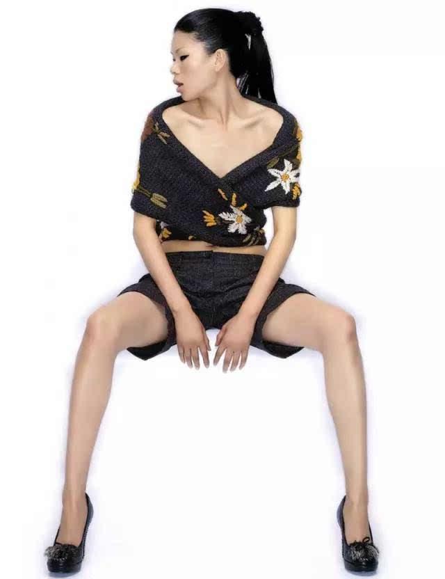 比范冰冰还火,高圆圆还 美 ,35岁的她成为世界顶级超模