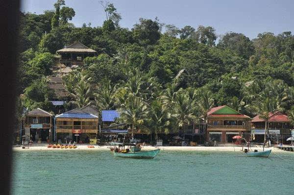 世外海岛高龙岛,柬埔寨不止有吴哥窟!
