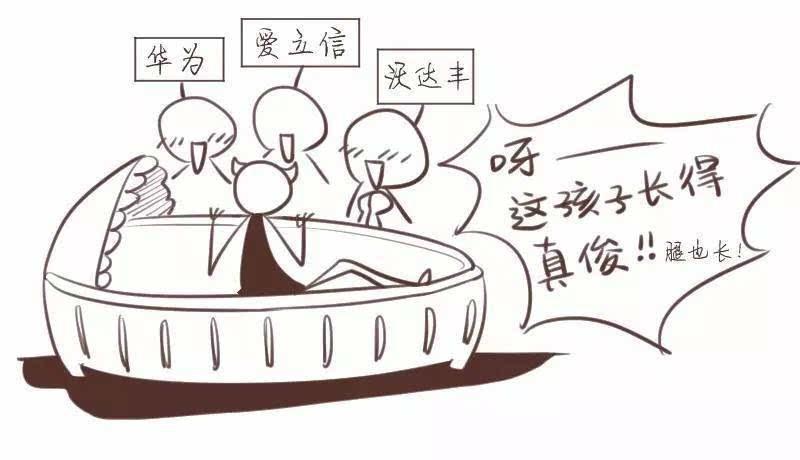 手绘田径跑道 漫画