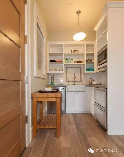 厨房太小怎么办?38款实用设计帮你