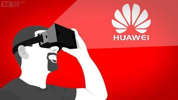 华为首款VR产品7月中旬上市 何刚称成熟需2-3年的照片