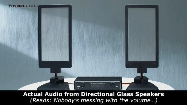 音箱界黑科技:Turtle Beach定制音箱能让玻璃发声!的照片