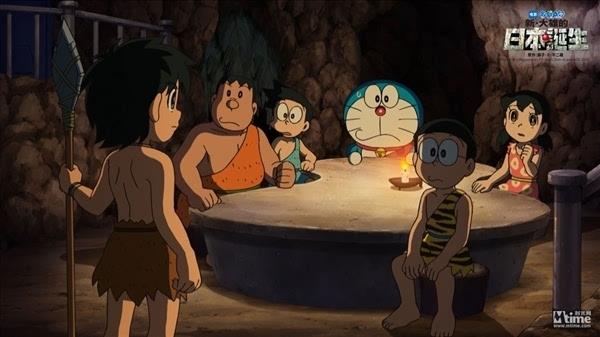 《哆啦A梦》新电影内地海报首发的照片 - 3