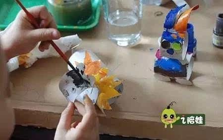 15个幼儿园创意手工制作