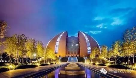 新疆地标性建筑 看看你知道几个!