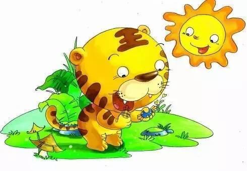 宝宝故事丨森林里没牙的大老虎