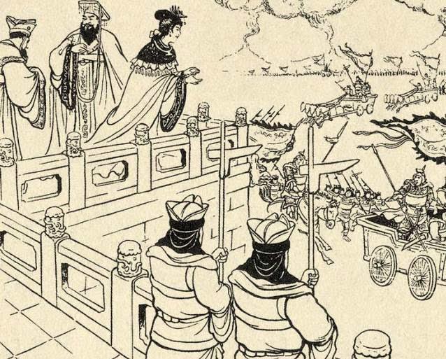 春秋战国时期的40个历史典故