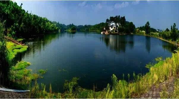 江津双岛湖