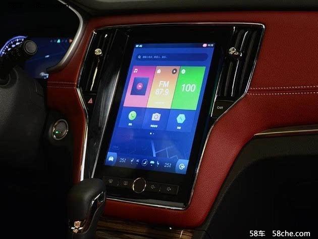 颠覆传统印象 荣威全新SUV RX5内饰解析图片 46400 630x473