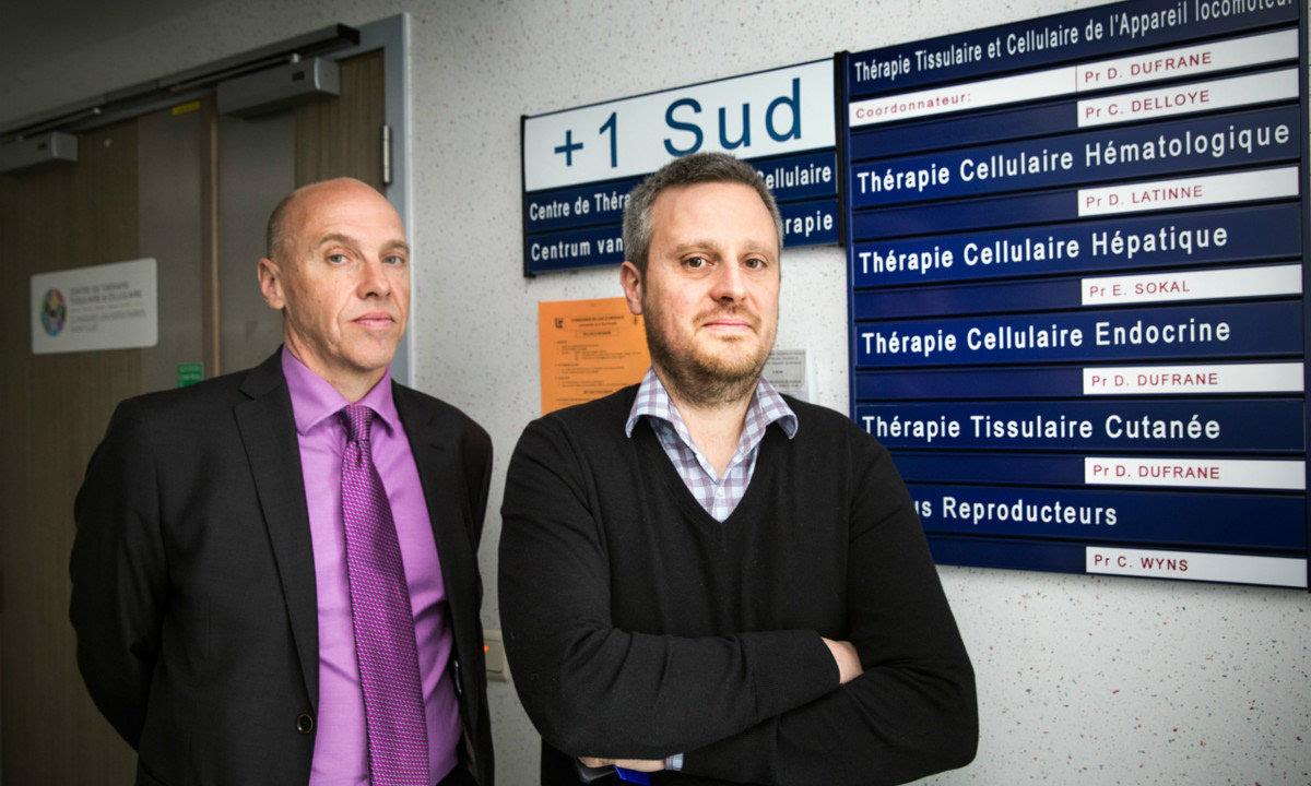 Novadip利用干细胞技术进行皮肤骨骼再生,已获2800万欧元融资