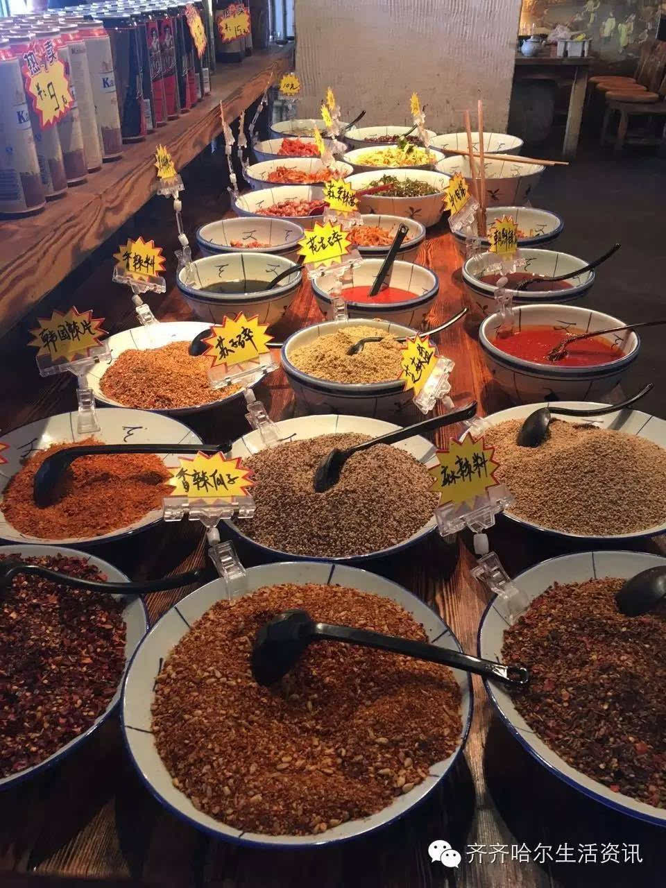 齐齐哈尔历史上规模最大的烧烤美食节来啦 据说还要申报吉尼斯世界纪