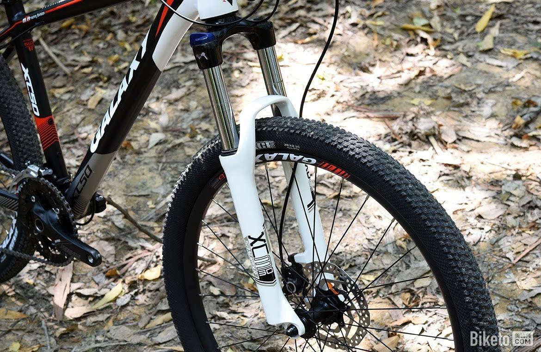 自行车锁内部结构